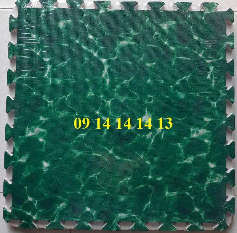 Thảm Cho Bé Hình Mặt Biển Ngọc