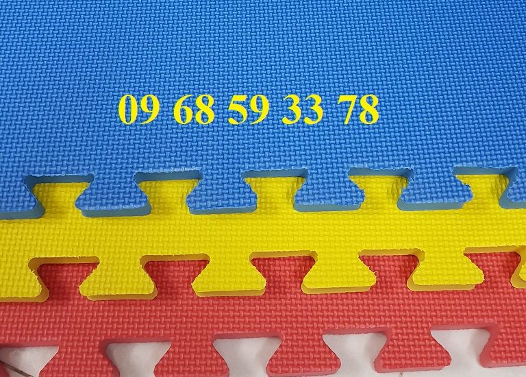 Thảm cho bé Trơn 60cm 20mm